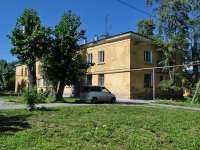 neighbour house: st. Bakinskikh Komissarov, house 34. Apartment house