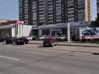 "neighbour house: st. Bakinskikh Komissarov, house 66. automobile dealership ""Авто-Лидер-Север"""