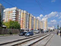 Yekaterinburg, Bakinskikh Komissarov st, house 95. Apartment house
