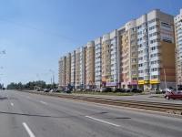 Екатеринбург, улица Бакинских Комиссаров, дом 95. многоквартирный дом