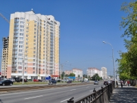 neighbour house: st. Bakinskikh Komissarov, house 99. Apartment house