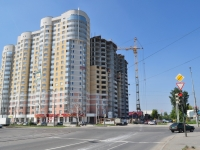 Yekaterinburg, Bakinskikh Komissarov st, house 99. Apartment house