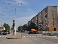 neighbour house: st. Bakinskikh Komissarov, house 100. Apartment house