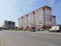 Yekaterinburg, Bakinskikh Komissarov st, house 107. Apartment house