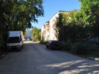 neighbour house: st. Krasnykh Bortsov, house 1. Apartment house