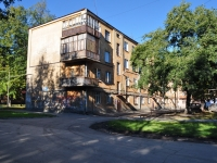 neighbour house: st. Krasnykh Bortsov, house 5. Apartment house