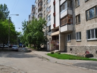 Yekaterinburg, Krasnykh Bortsov st, house 6. Apartment house