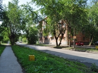 Yekaterinburg, Krasnykh Bortsov st, house 11. Apartment house