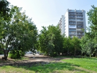 Yekaterinburg, Kuznetsov st, house 10. Apartment house