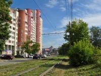 Екатеринбург, улица Кузнецова, дом 21. многоквартирный дом