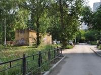 Yekaterinburg, Kuznetsov st, service building
