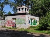Yekaterinburg, Stakhanovskaya st, service building