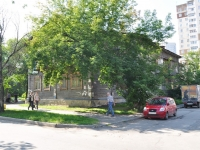 Yekaterinburg, Uralskikh rabochikh str, house 5. Apartment house