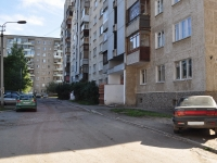 Yekaterinburg, Uralskikh rabochikh str, house 12. Apartment house