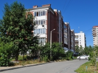 Yekaterinburg, Uralskikh rabochikh str, house 44. Apartment house