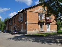 neighbour house: str. Uralskikh rabochikh, house 75. Apartment house