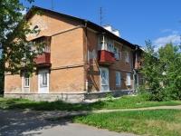 Yekaterinburg, Uralskikh rabochikh str, house 75. Apartment house
