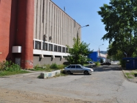 Yekaterinburg, Uralskikh rabochikh str, house 76. office building