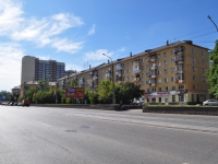 Yekaterinburg, Pobedy st, house 9. Apartment house