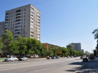 Yekaterinburg, Pobedy st, house 34. Apartment house