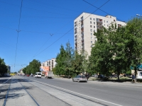 Yekaterinburg, Pobedy st, house 40/1. Apartment house
