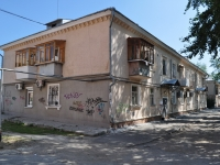 Yekaterinburg, Pobedy st, house 57. Apartment house