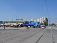 "neighbour house: st. Pobedy, house 65. shopping center ""УРАЛМАШЕВСКИЙ"""