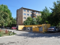 Yekaterinburg, Izbirateley st, house 5. Apartment house