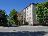 Yekaterinburg, Izbirateley st, house 50. Apartment house