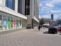 """叶卡捷琳堡市, 超市 """"ЦУМ"""", Bankovsky alley, 房屋 3"""