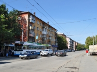 Yekaterinburg, Vosstaniya st, house 7. Apartment house