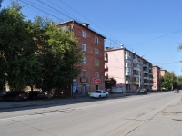 Yekaterinburg, Vosstaniya st, house 9. Apartment house