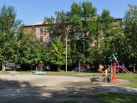 Yekaterinburg, Vosstaniya st, house 21. Apartment house