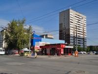 Екатеринбург, улица Восстания, дом 56/3. многоквартирный дом