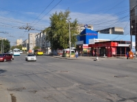 "neighbour house: st. Vosstaniya, house 56/4. supermarket ""Монетка"""