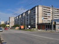 Yekaterinburg, Vosstaniya st, house 58. Apartment house