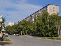 Yekaterinburg, Vosstaniya st, house 108. Apartment house