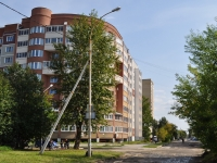 neighbour house: st. Vosstaniya, house 116. Apartment house