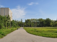 Екатеринбург, улица Коммунистическая, дом 83. многоквартирный дом