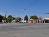 Екатеринбург, вокзал Троллейбусное депоулица Коммунистическая, вокзал Троллейбусное депо