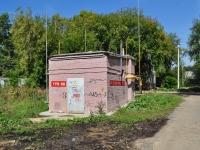 Екатеринбург, улица Коммунистическая, хозяйственный корпус