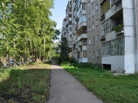 Yekaterinburg, Molodezhi st, house 82. Apartment house