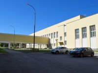 Екатеринбург, школа №22, улица Красных Партизан, дом 4