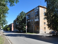 Yekaterinburg, Bannikov st, house 10. Apartment house