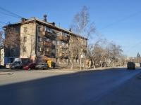 Екатеринбург, улица 40 лет Комсомола, дом 10. многоквартирный дом