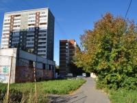 叶卡捷琳堡市, Novgorodtsevoy st, 房屋 37/1. 公寓楼