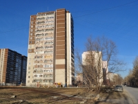 Yekaterinburg, Sirenevy Blvd, house 18. Apartment house