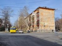 Екатеринбург, улица 22 Партсъезда, дом 12. многоквартирный дом