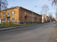 Екатеринбург, улица 22 Партсъезда, дом 13. многоквартирный дом