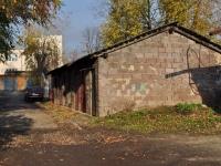 Екатеринбург, улица 22 Партсъезда. хозяйственный корпус